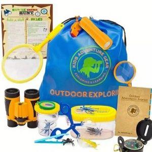 Outdoor explorer bug catching kit